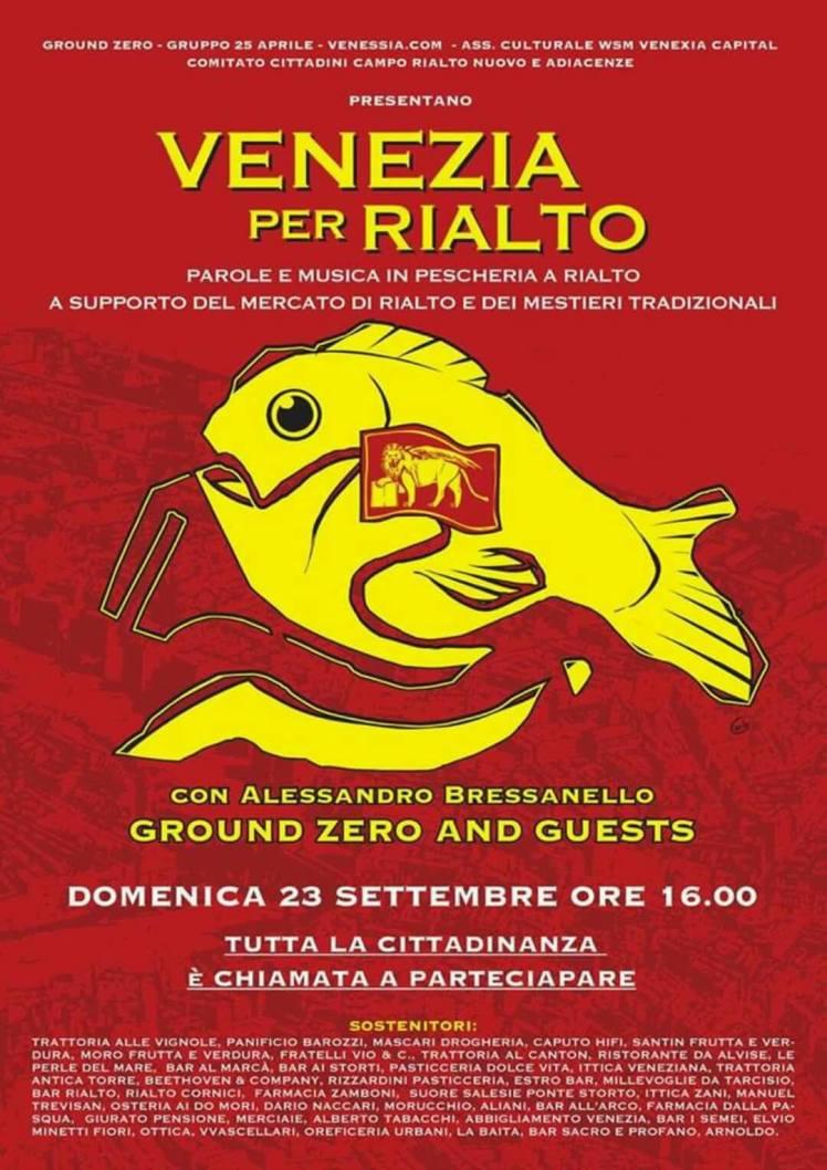 Venezia per Rialto